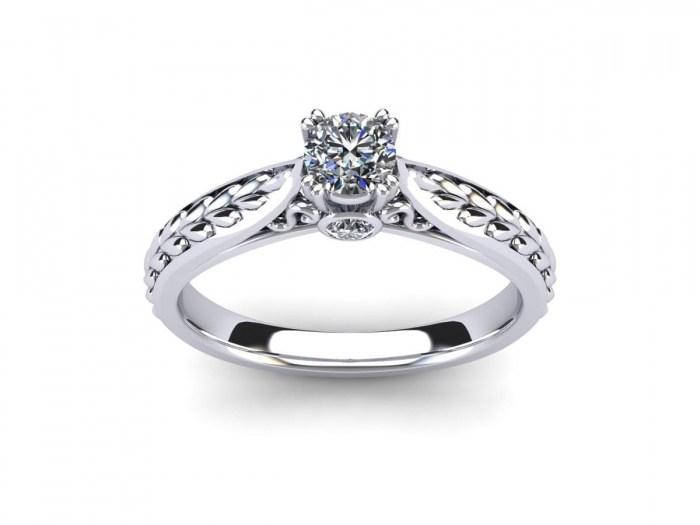 Greek Crown Ring