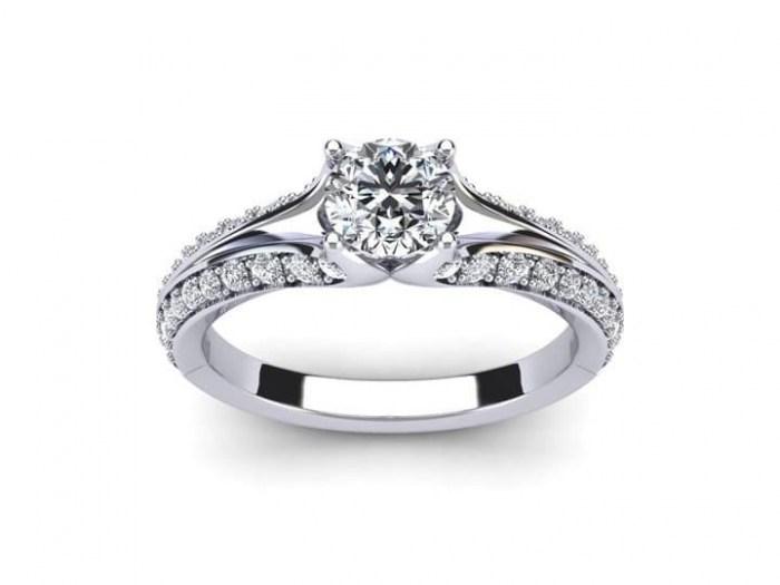 Indulgence Engagement Ring