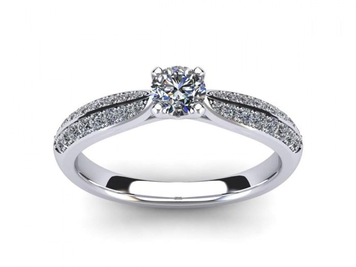 Eternal Diamond Engagement Ring 2