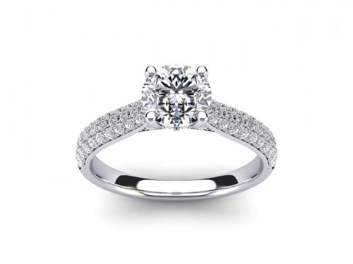 Lovestruck Engagement Ring