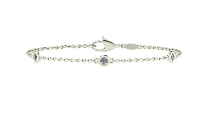 006 Diamond Drizzled Bracelet