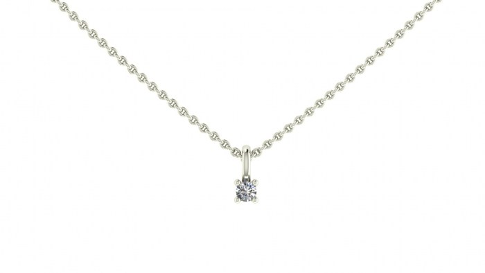 008 Four Prong Necklace