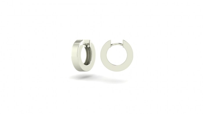 30 Round/Curved Creoles