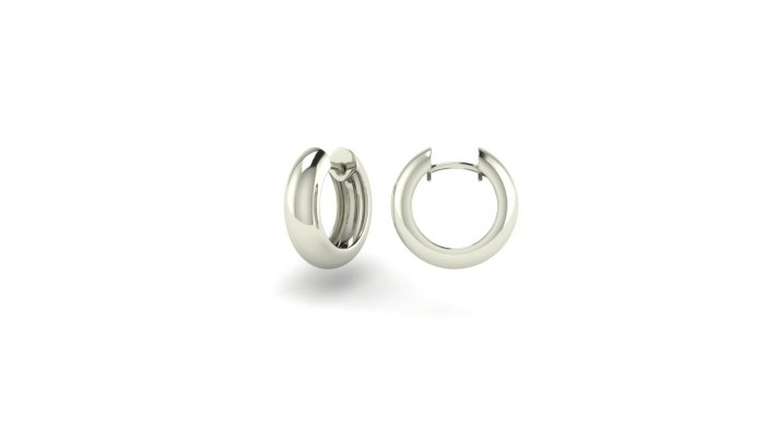 40 Round/Curved Creoles