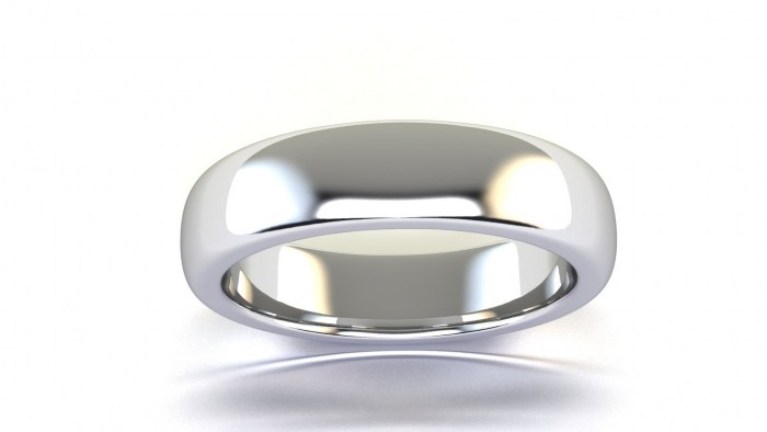 Curved 5 MM Band