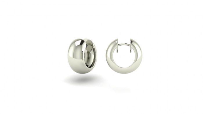 75 Round/Curved Creoles