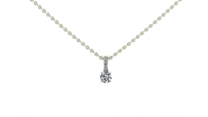 Delight Diamond Necklace