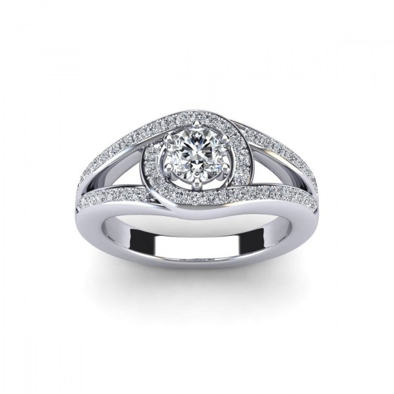 Guardian Engagement Ring