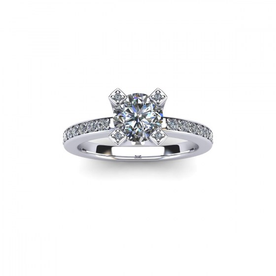 Triumph Engagement Ring