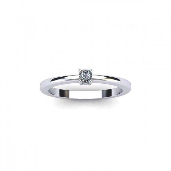 Promise Diamond Ring