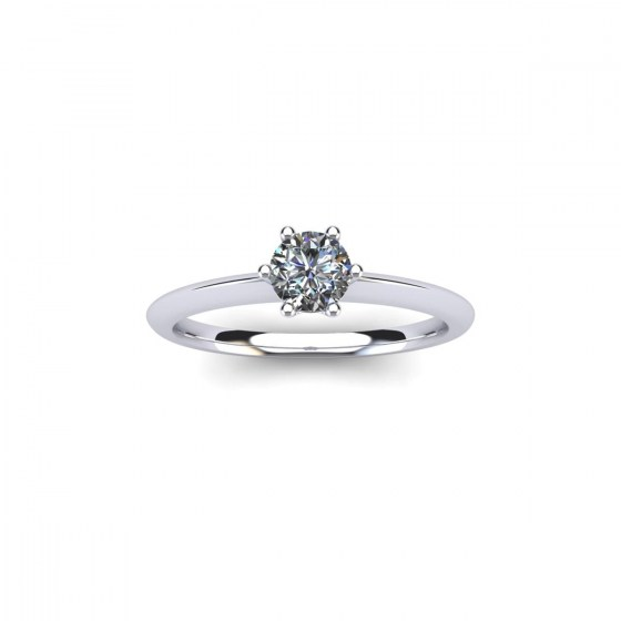 Parisian Engagement Ring 050