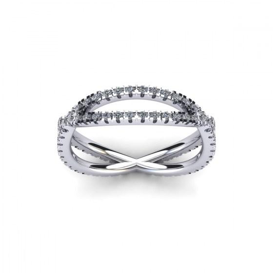 Casablanca Eternity Ring