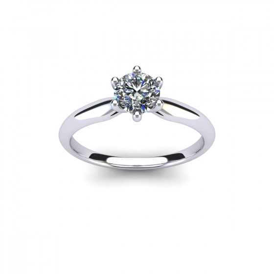 Hepburn Engagement Ring