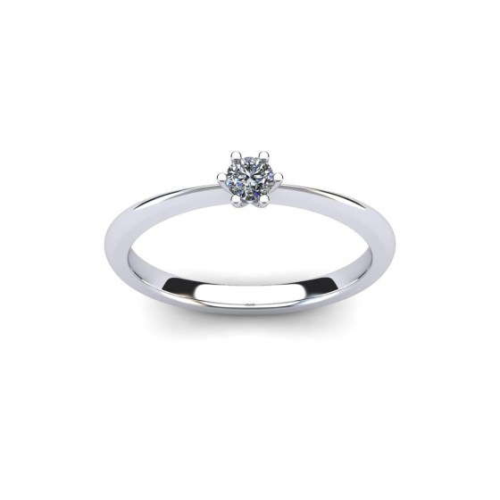 Young Love Diamond Ring