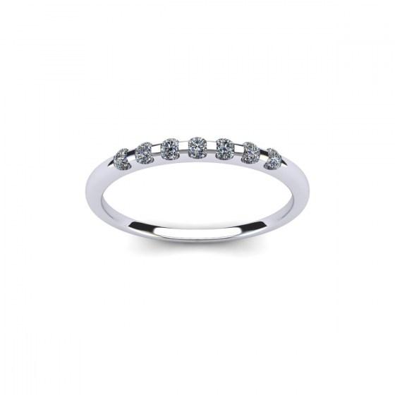 021 Seven Stone Modern Reveal Ring