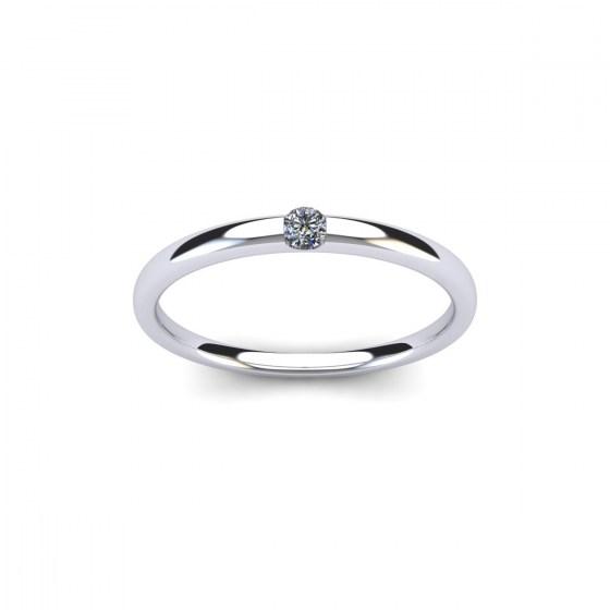 007 Modern Reveal Ring