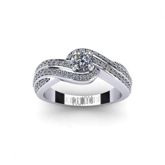 Vintage Gatsby Ring