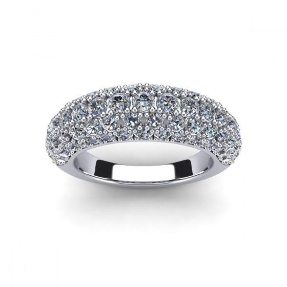 Essential Pavé Ring