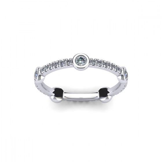 Maldives Eternity Ring