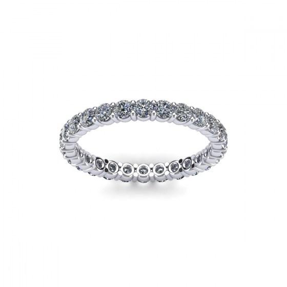 Naked Eternity Ring