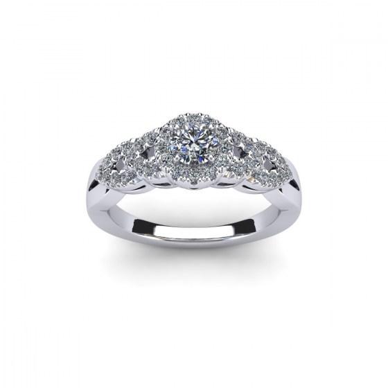 Paramount Engagement Ring