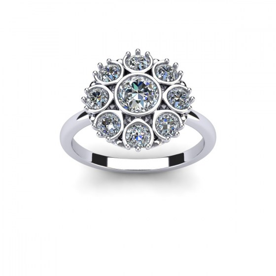 Persian Engagement Ring