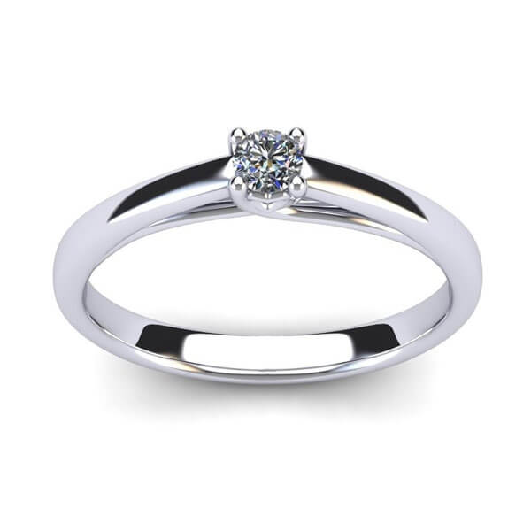 Solitaire Ring illustration